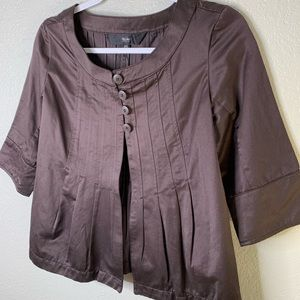 Mossimo Supply Co. Jackets & Coats - Mossimo brown blazer, size XS